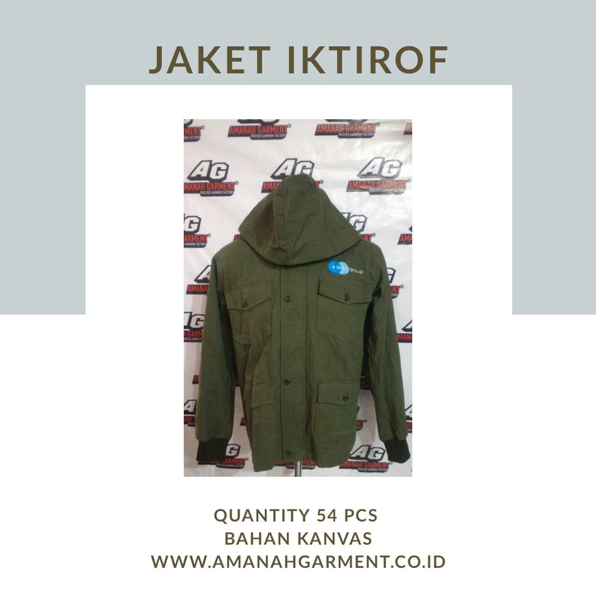 tempat pembuatan jaket di Jakarta